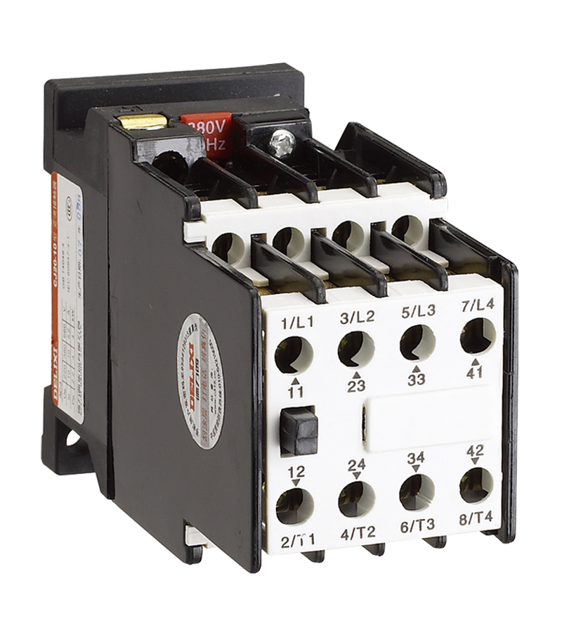 适用于交流50Hz、额定工作电压最高至1000V,在AC-3使用类别下额定工作电压为380V时额定工作 电流630A的电力系统中,供远距离接通和分断电路并可与JR20等适当的热过载继电器或电子式保护装置组合成电磁起动器,以保护操作可能发生过载的电路。