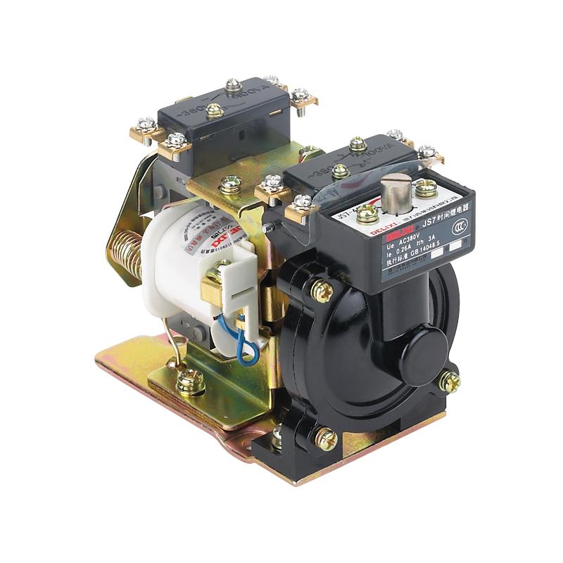 js7 系列空气式时间继电器
