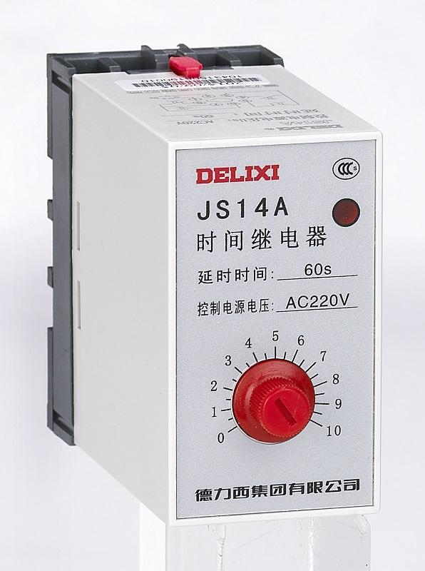 德力西380vcjx2s继电器接线图